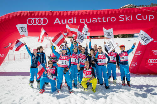 Audi quattro Ski Cup startet in neue Saison