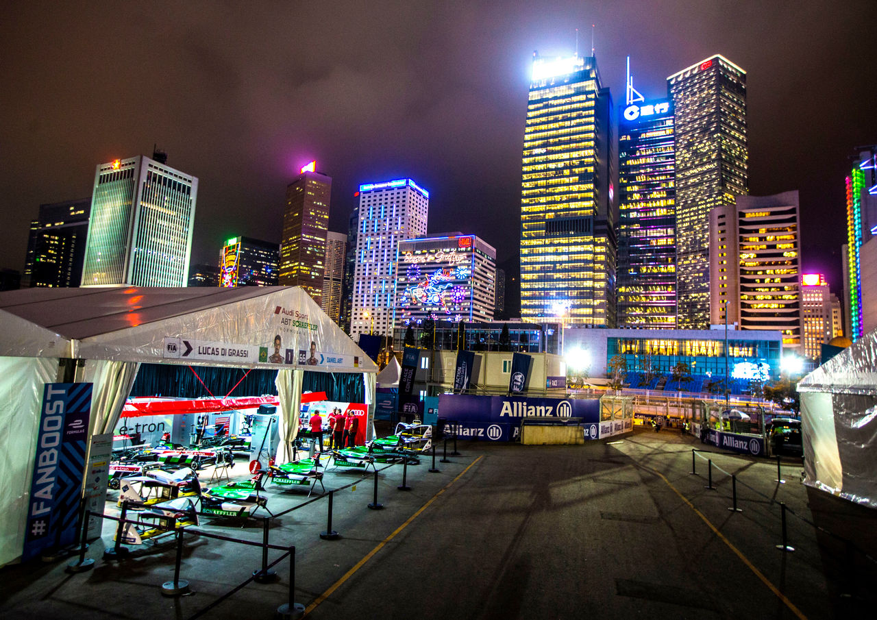 Formula E: latest news and miscellaneous info from Hong Kong