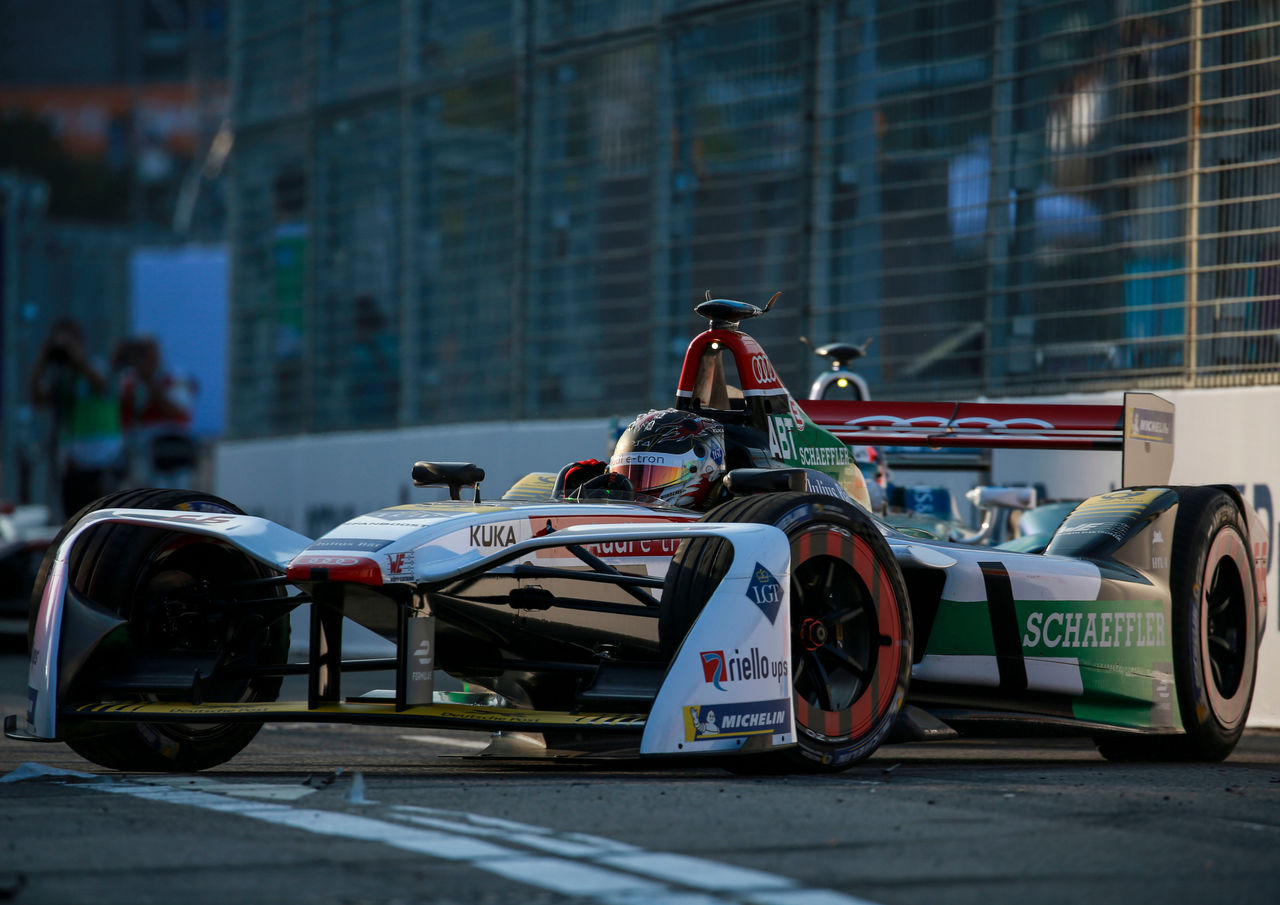 Difficult start of the season for Audi in Formula E