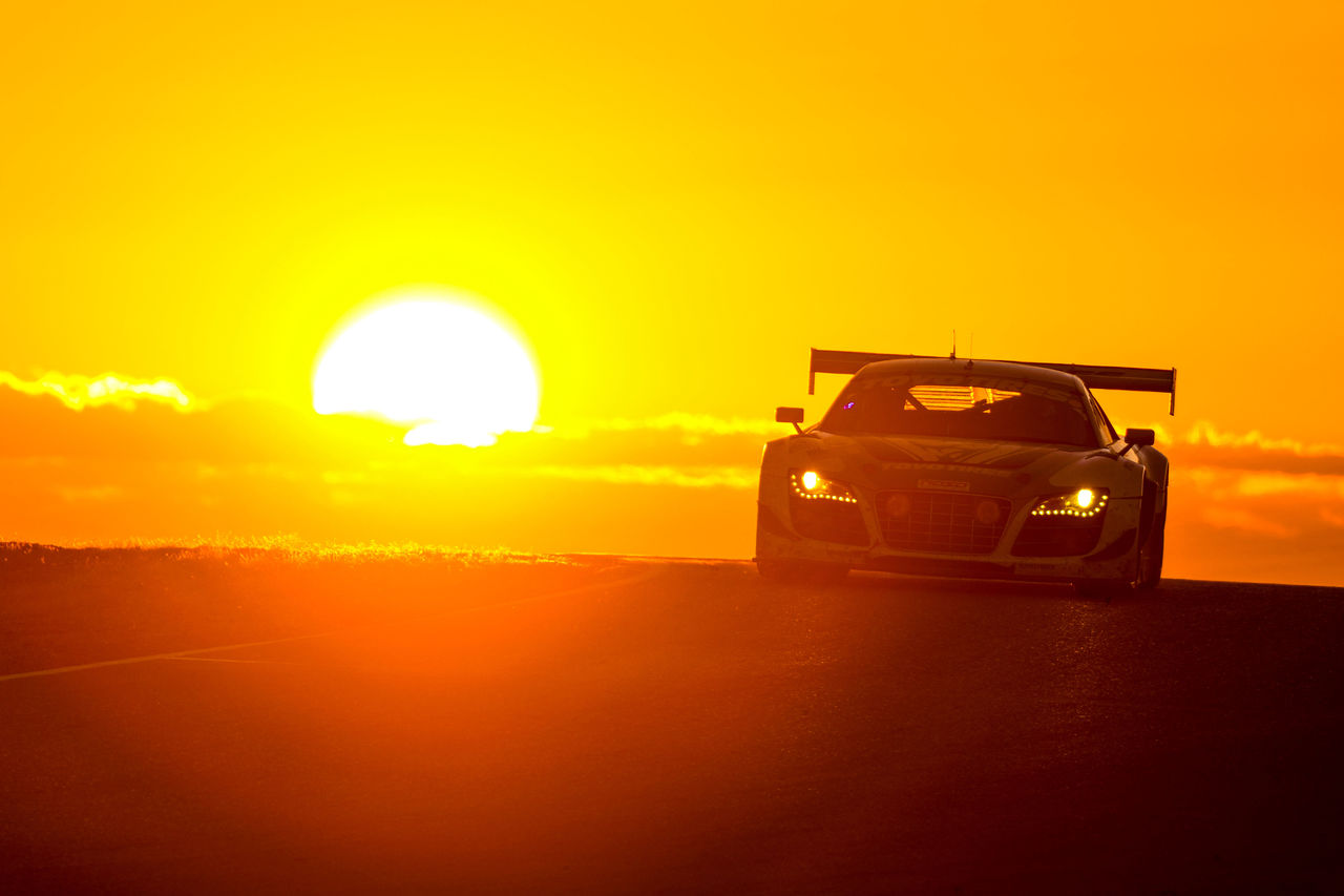 Third consecutive victory for Audi customer team in 25 Hours of Thunderhill