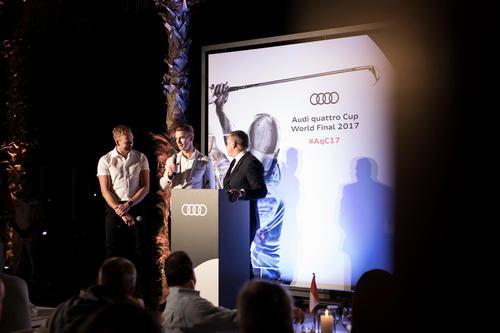 Audi quattro Cup World Final 2017