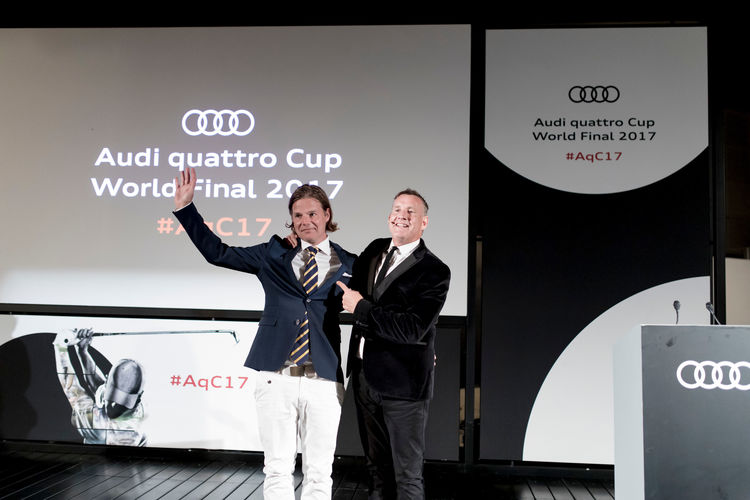 Audi quattro Cup World Final 2017