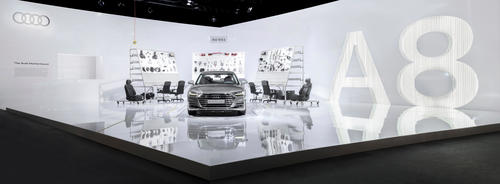Audi at Design Miami: exclusive experience of the stages of technical development