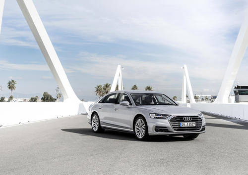 Auszeichnungen für Audi  von September bis November 2017