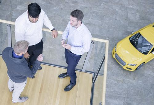 "Neues Audi-Traineeprogramm ""Connect Cultures"""