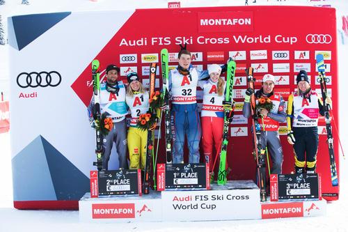 Audi FIS Ski Cross World Cup 2017/18