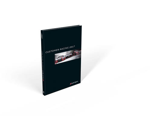 Audi Sport customer racing Jahrbuch 2017