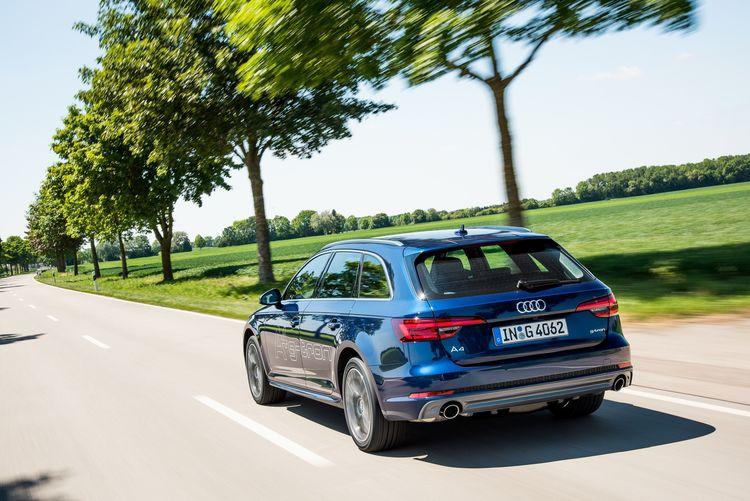Audi verlängert Prämie für Umstieg auf neueste Effizienztechnologien
