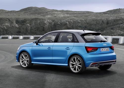 Audi A1 Sportback ultra