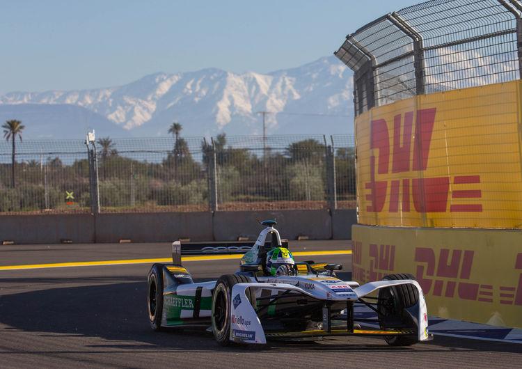 Formula E, Marrakesh E-Prix 2018
