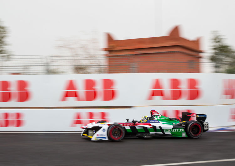 Formula E Rookie Test Marrakesh 2018
