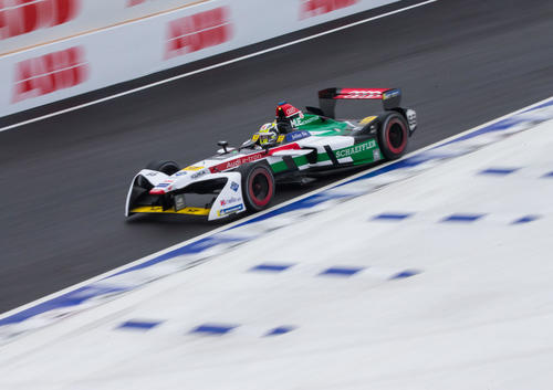 Formula E Rookie Test Marrakesh 2018