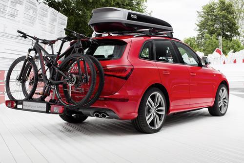 Impressionen vom Audi-Stand am Wörthersee 2014