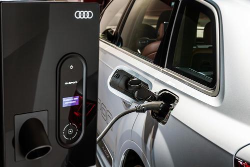 Audi Smart Energy Network pilot project: eco-electricity intelligently managed