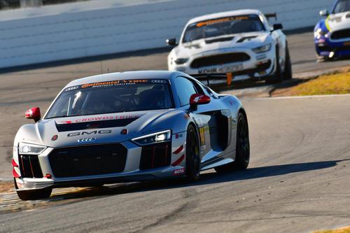 24h Daytona test days 2018