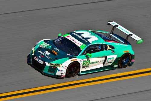 24h Daytona Testtage 2018
