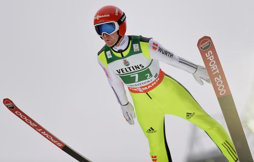 FIS Ski Flying World Championships Oberstdorf 2018