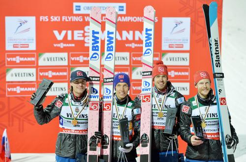 FIS Skiflug Weltmeisterschaft Oberstdorf 2018