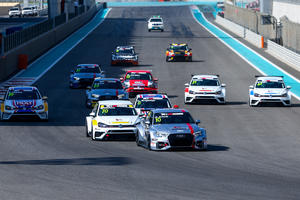 TCR Middle East 2018
