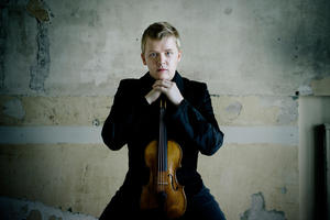 Pekka Kuusisto will be performing several concerts at the Audi Summer Concerts 2018