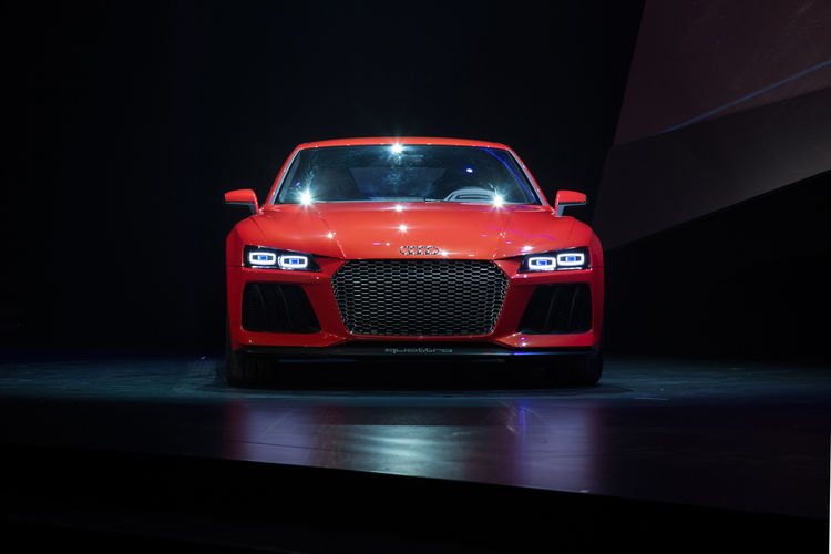 Audi Keynote International CES 2014
