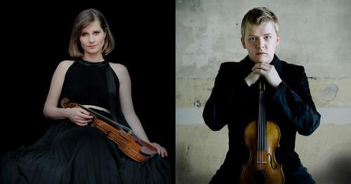 Lisa Batiashvili ist ab 2019 Künstlerische Leiterin der Audi Sommerkonzerte; Pekka Kuusisto ist mit mehreren Auftritten bei den Audi Sommerkonzerten 2018 zu erleben