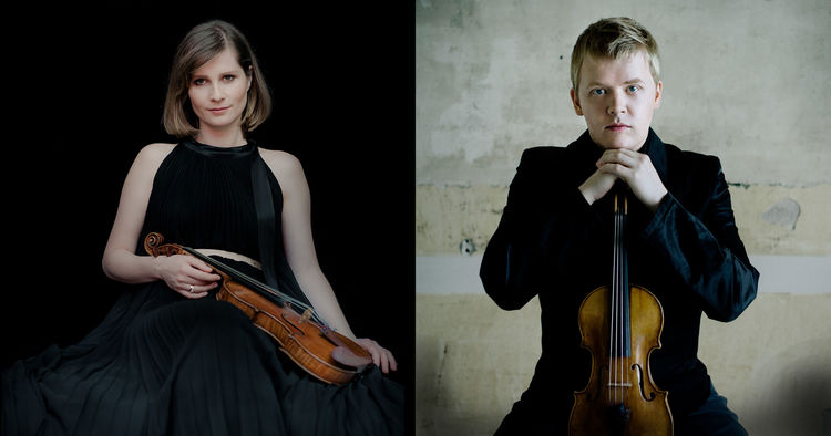 Lisa Batiashvili appointed Artistic Director of the Audi Summer Concerts starting 2019, Pekka Kuusisto will be performing several concerts at the Audi Summer Concerts 2018