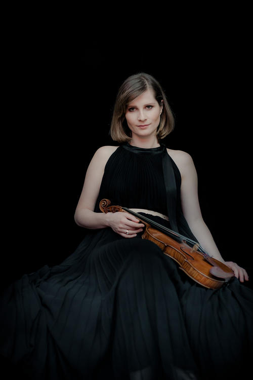 Lisa Batiashvili appointed Artistic Director of the Audi Summer Concerts starting 2019