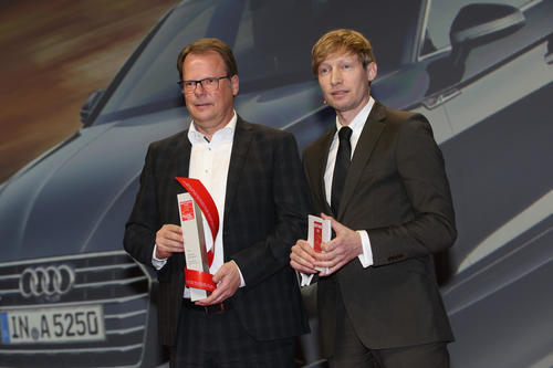 Awards for Audi since December 2017