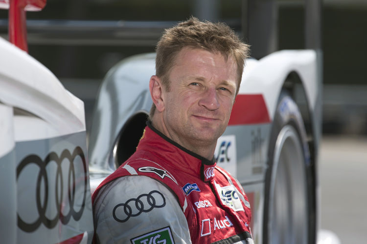 Audi driver Allan McNish ends LMP career