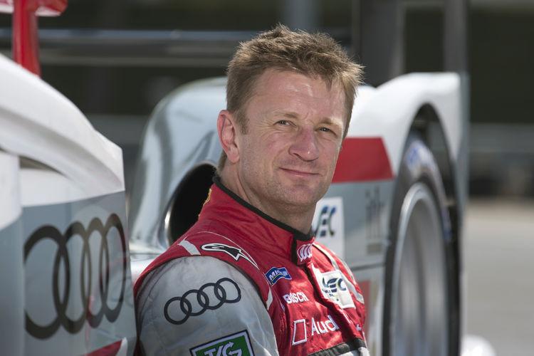 Audi driver Allan McNish ends LMP career