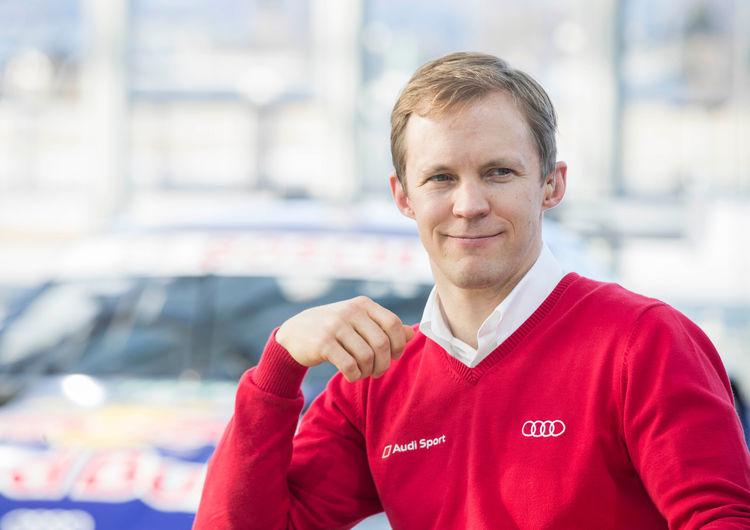 Mattias Ekström Press Conference