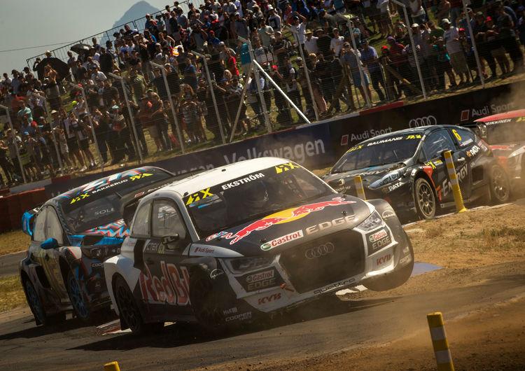 FIA-Rallycross-WM 2017, Cape Town RX