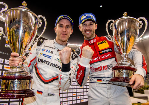 Race of Champions 2018