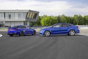 Audi A3 clubsport quattro concept / Audi S3 Sedan