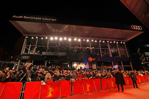 Experience film culture at the Audi Berlinale Lounge