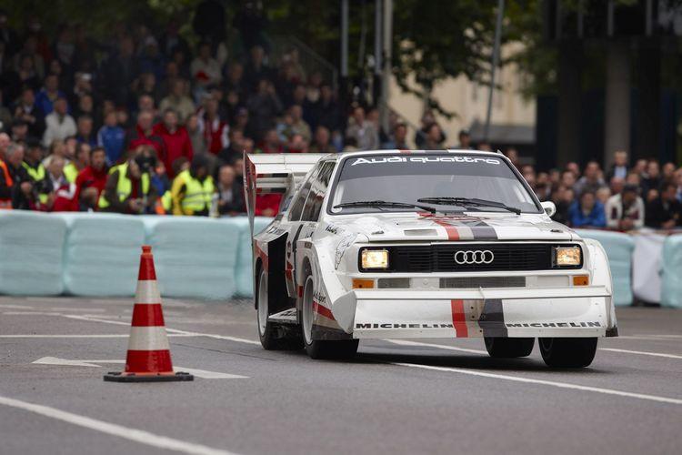 Audi Tradition starts the 2018 festival season