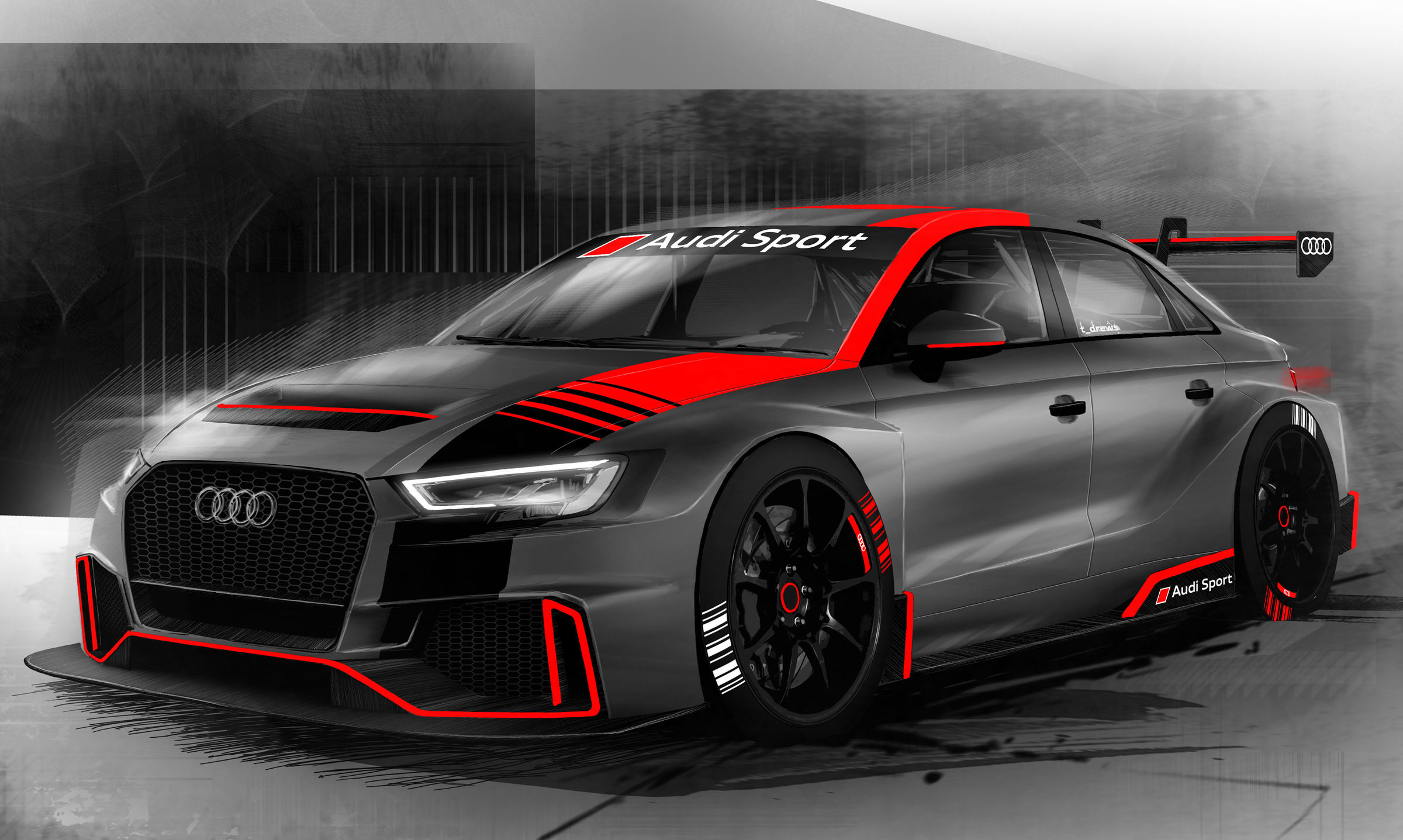 Audi Sport Customer Racing With Two Partner Teams In New Wtcr Fia
