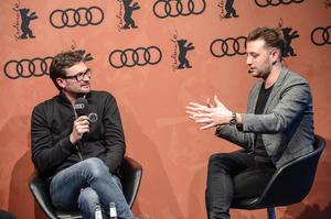 Audi auf der 68. Berlinale