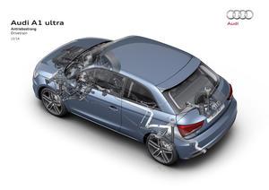 Audi A1 ultra