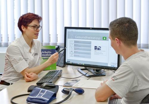 Erfolgsmodell Audi Checkup: 100.000 Vorsorgeuntersuchungen für Mitarbeiter