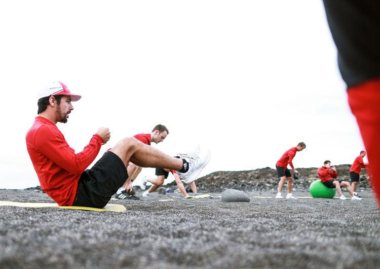 Audi Fitnesswoche Lanzarote 2018