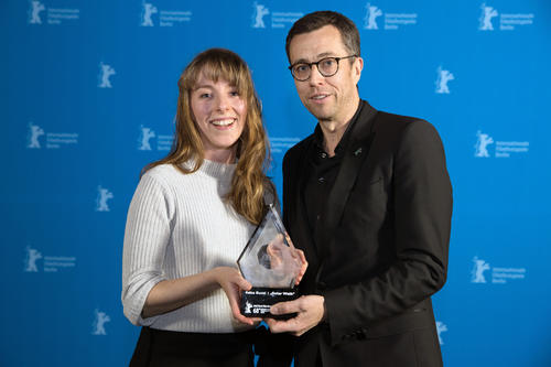 "Audi Short Film Award for ""Solar Walk"""