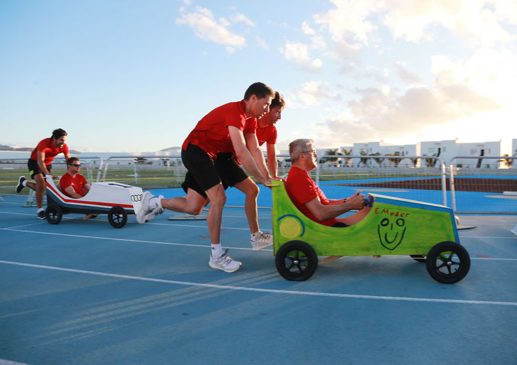 Audi Fitness Week Lanzarote 2018