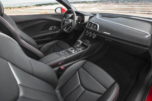 Audi R8 V10 Spyder RWS