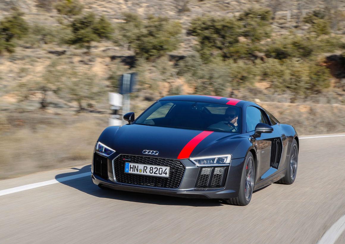 Audi R V RWS Audi MediaCenter - Audi r8 pictures