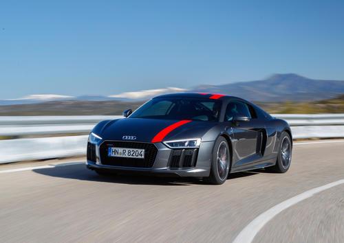 Audi R V RWS Audi MediaCenter - Audi r8 v10