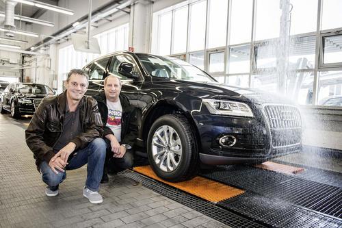 20 years of Audi Ideas Program