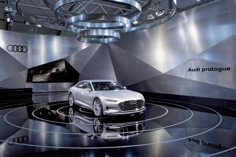 The force within: Audi prologue at Design Miami 2014