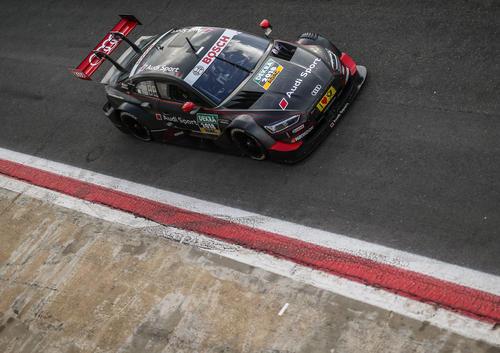 DTM Test Vallelunga 2018